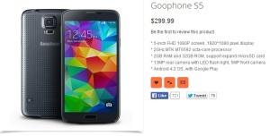 Goophone-S5